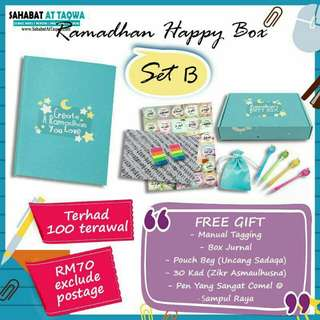 Ramadhan Happy Set B