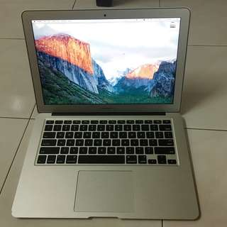 MacBook Air Mid 2013 13 inch