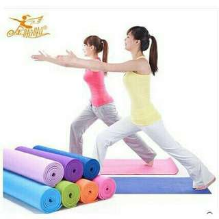 Matras yoga ONLY ungu saja