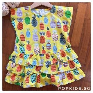 🍍Summer Pineapple Dress 🍍