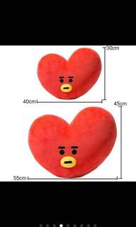 BT21 UNOFFICIAL PLUSHIE [PRICE REDUCED]