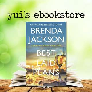 YUI'S EBOOKSTORE - BEST LAID PLANS - MADARIS FAMILY #22