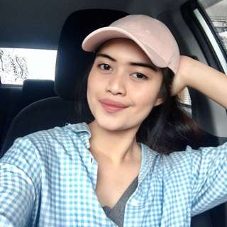H&M Pink cap
