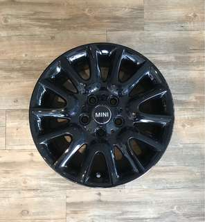"Mini Cooper 16"" Original Rims"