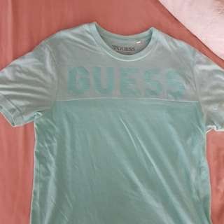Authentic Guess Shirt