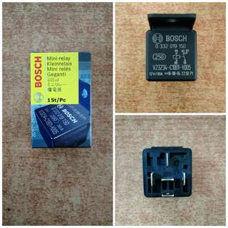 Bosch Relay 12V 30A (5 pin)