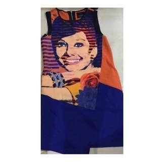 plains&prints funny dress