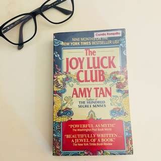 The Joyluck Club (by Amy Tan)