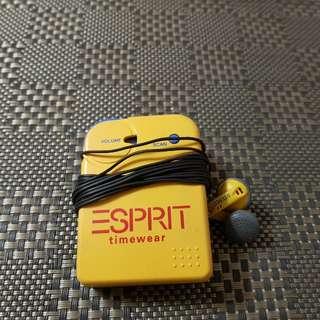 全新~SPRIT隨身收音機~古董~古董~古董了