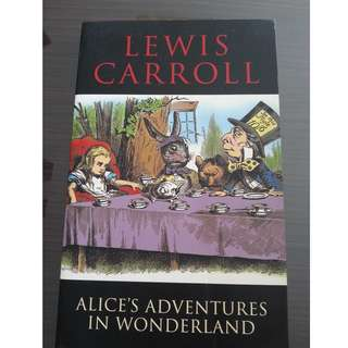 Alice's in Wonderland by Lewis Caroll