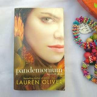 PANDEMONIUM - DELIRIUM SERIES BY LAUREN OLIVER (ENGLISH)