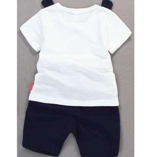 Baby Tee & Shorts