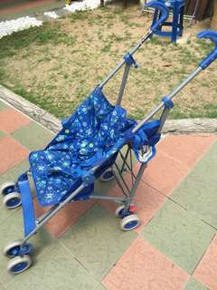 Used mothercare stroller