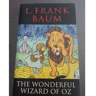 Wizard of Oz by L, Frank Baum