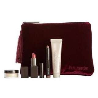 Laura mercier gift set + purple bag