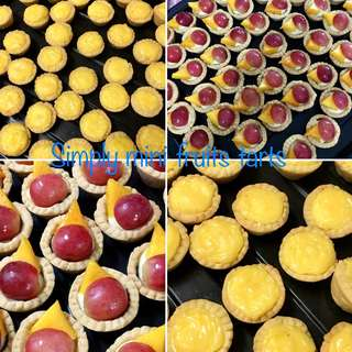 simply mini tarts
