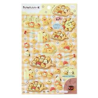 Japan Sanrio Sanrio Characters Sticker Bread