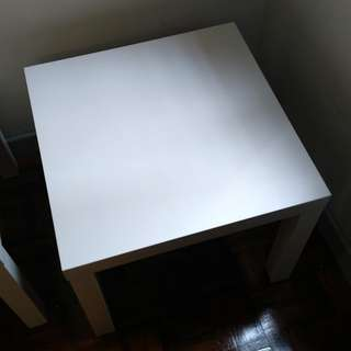 RM50 for 2 IKEA [White] Coffee Table