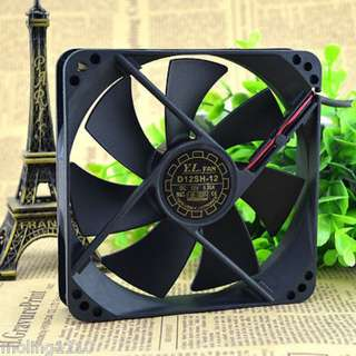 Yate Loon High Speed Quiet 120mm Casing Fan 0.3A