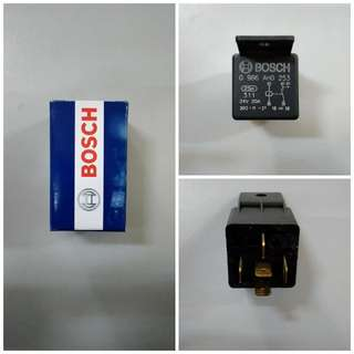 Bosch Relay 24V 20A (5 pin)