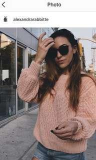 H&M cozy knit