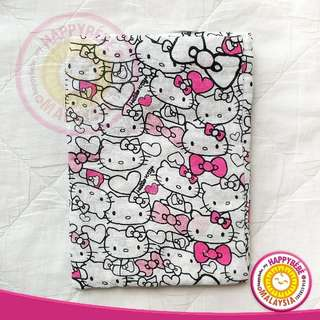Musdlin wrap newborn Hello Kitty