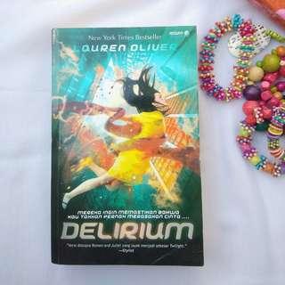 DELIRIUM - DELIRIUM SERIES (TERJEMAHAN)