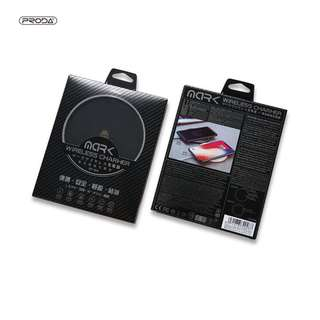 Proda Qi mark wireless charging pad Rp-w4 for Iphone, Samsung note 5 and above