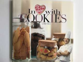 Cookbook - In Love with Cookies