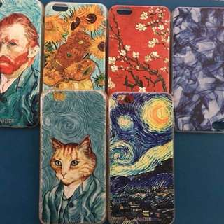 Van Gogh Iphone 6Plus cases