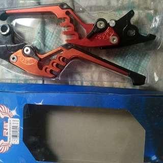 Brake Lever for Raider 150 - orange