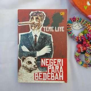 NEGERI PARA BEDEBAH BY TERE LIYE (INDONESIA)