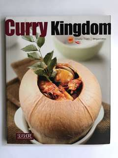 Cook Book- Curry Kingdom