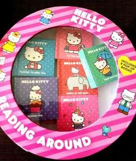 Hello Kitty 8 mini books set (preloved)