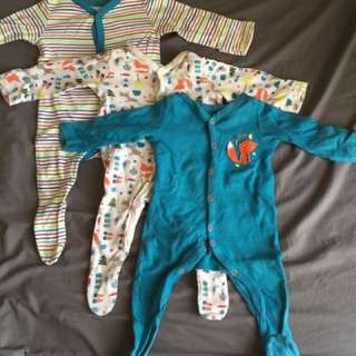 Sleppsuit mothercare