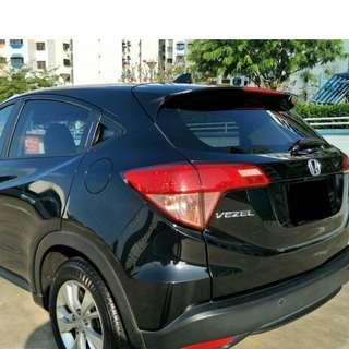 Honda Vezel Petrol & Toyota Sienta Petrol