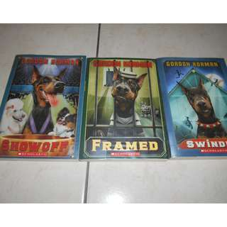 Gordon Korman Novel / Story Book (Full Set) Scholastic Books