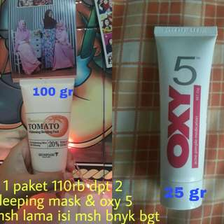 SISA SLEEPING MASK SKINFOOD