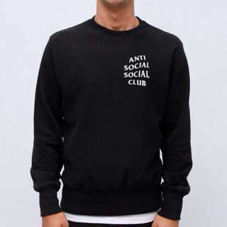 Sweater Jaket Anti Social Club
