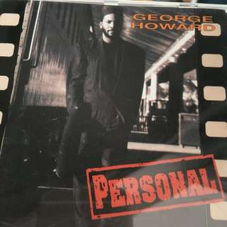 George Howard cd