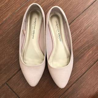 PAYLESS Pink Doll Shoes Size 5 1/2