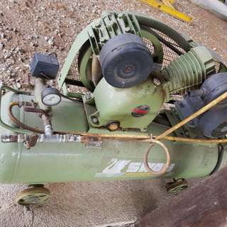 5 hp.Swan Air Compressor