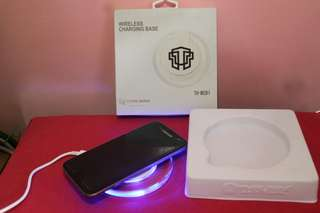 Wireless Charging Base for Samsung S6/S7 and IPhone