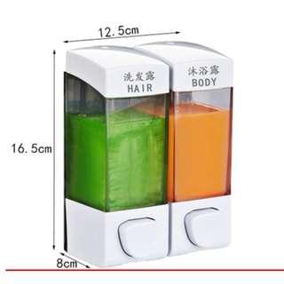 NEW Body Shampoo & Hair Shampoo Dispenser