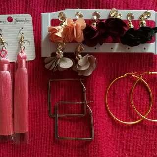 Pre loved earrings :)