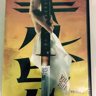 KILL BILL DVD (volume1)