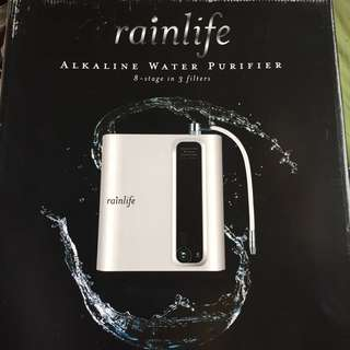 Rainlife Alkaline water purifier 濾水器