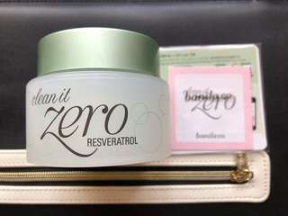 Banilo Co. Clean it Zero Resveratrol