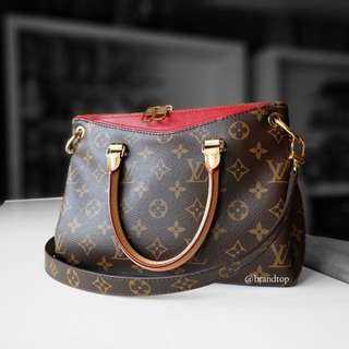 Authentic Louis Vuitton Monogram Pallas BB LV
