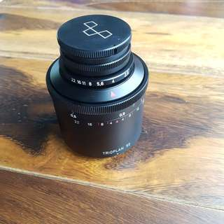 Meyer Optik 50mm for Fuji mount